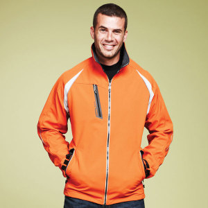 Katavi softshell jacket (men, blank)